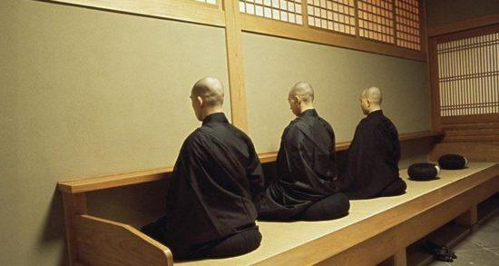 дзен монастырь