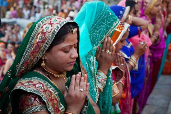 женщины в индуизме