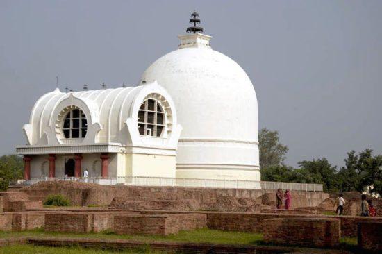 Храм махапаринирваны