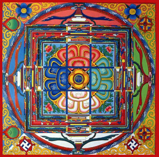 Культы традиции бон