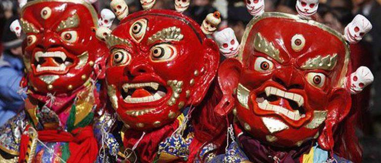 Церемониальные костюмы