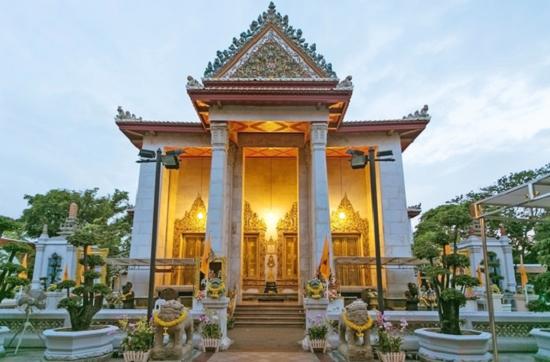 в Бангкоке