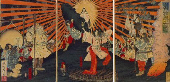 Мифология Японии