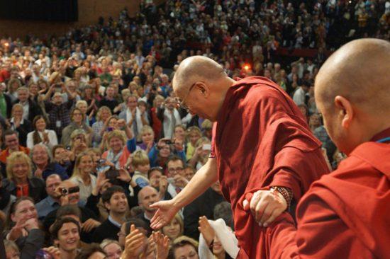 буддийское мероприятие