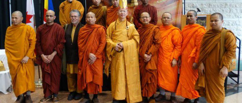 ламы разных направлений буддизма