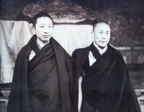 Далай лама и Панчен Лама
