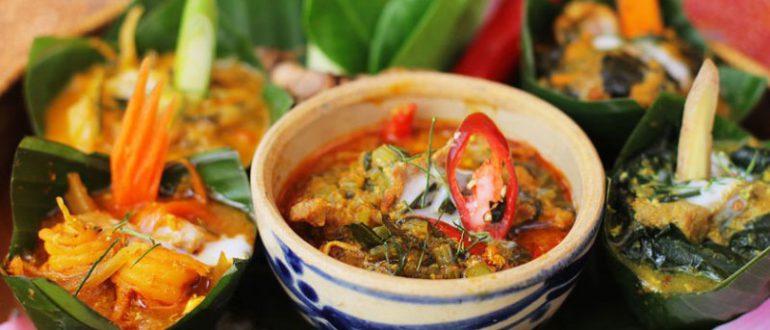 национальная камбоджийская кухня