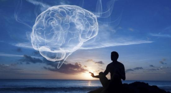 человек в медитации