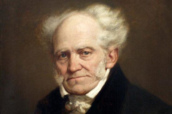 философ Артур Шопенгауэр
