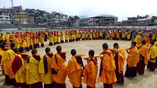 буддийский ритуал