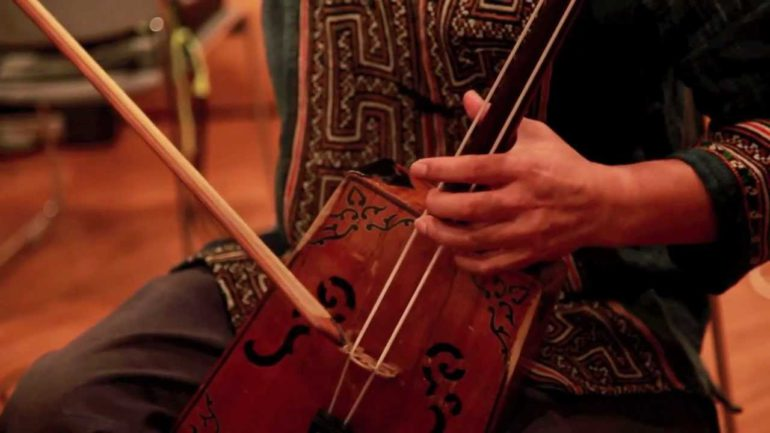 монгольская скрипка