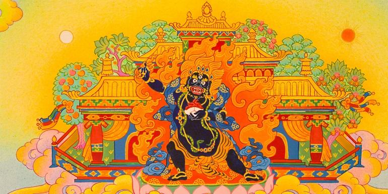 в буддизме