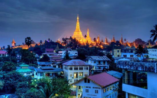 дома в Мьянме
