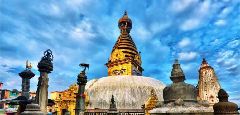 Непальское сооружение