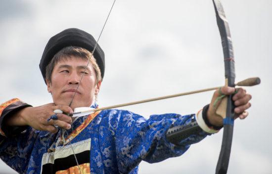 соревнования стрельба из лука