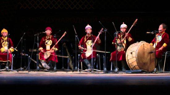 традиционная музыка