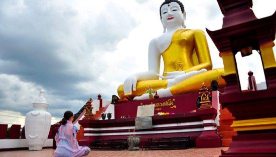 монастырь Чом Тонг