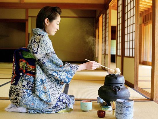 искусство чаепития в Японии