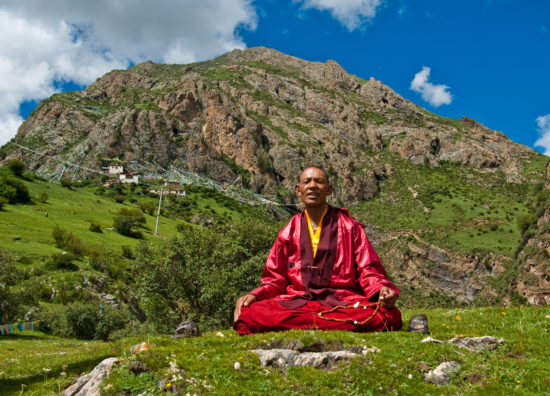 медитация с четками