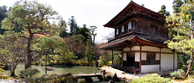 монастырь в Японии