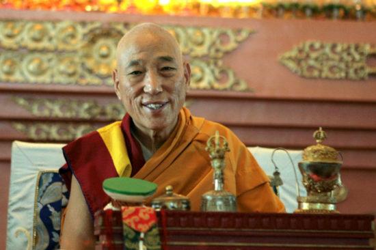 Буддийский Тулку