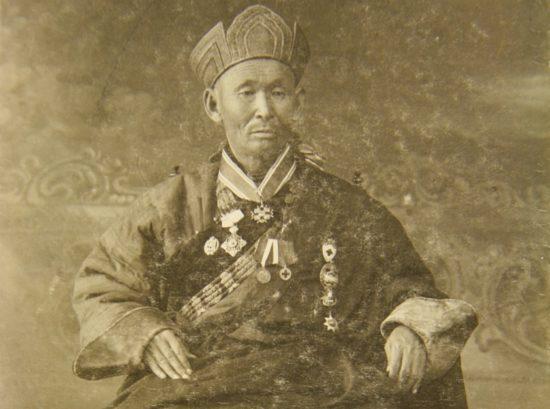 Пандито Хамба Лама