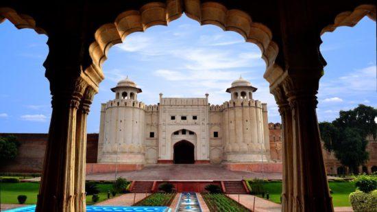 Лахорская крепость, Пакистан