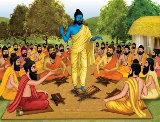 Школы древней Индии