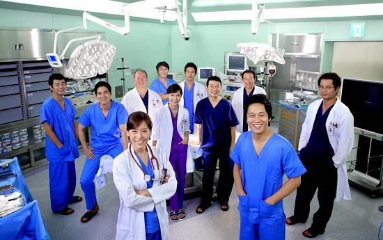 врачи-корейцы