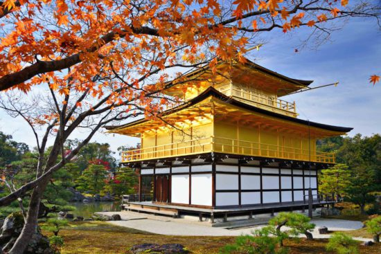 монастырь в Киото