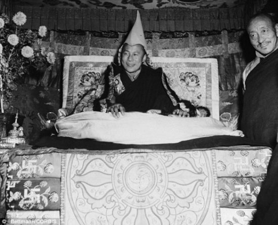 Тензин Гьяцо стал главой Тибета