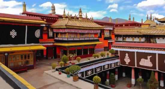 тибетский храм