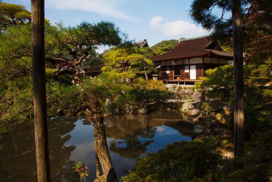 Японский монастырь