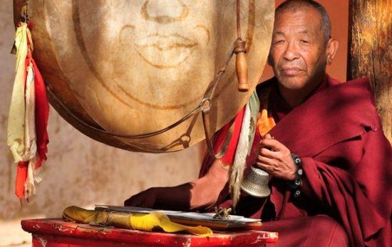 Ритуал буддийский