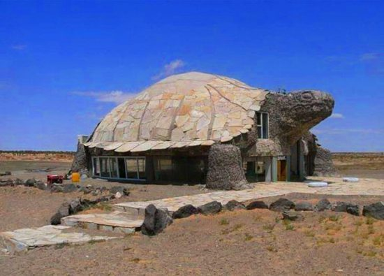 Ресторан в Монголии