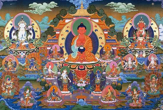 рай в буддизме