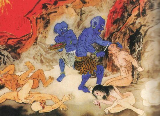 ад в буддизме