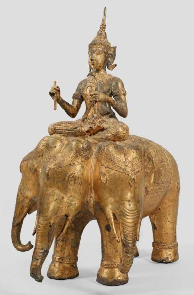 статуэтка буддийская