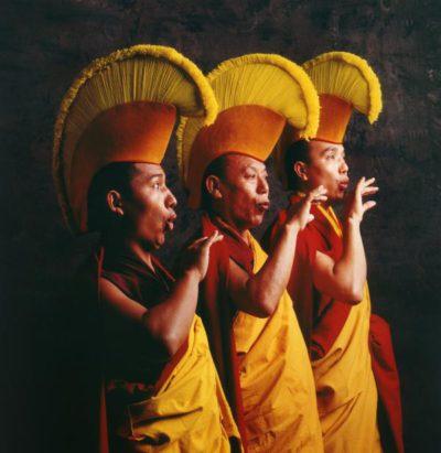 монахи буддийские