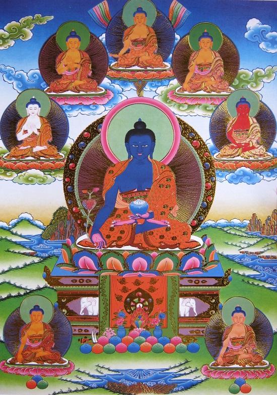 8 будд