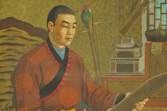 монах-поэт