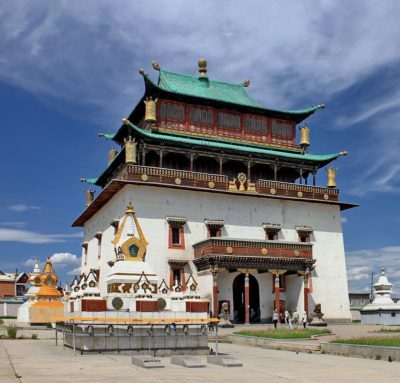 дацан буддийский