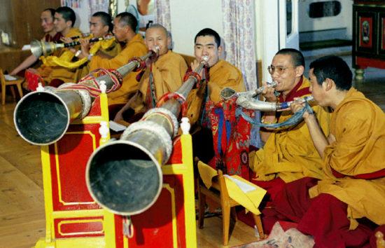 ритуальная труба