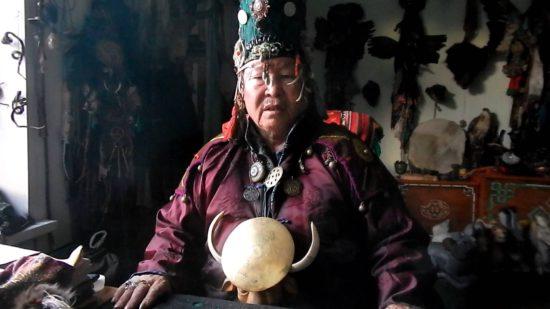 лидер шаманов