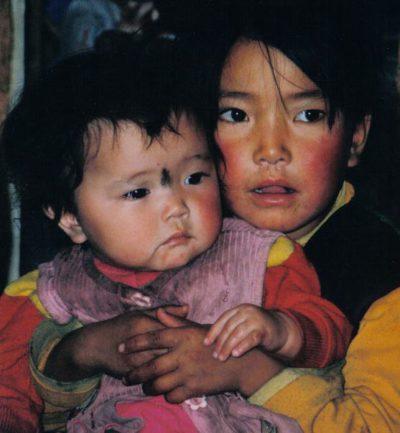 монгольская семья