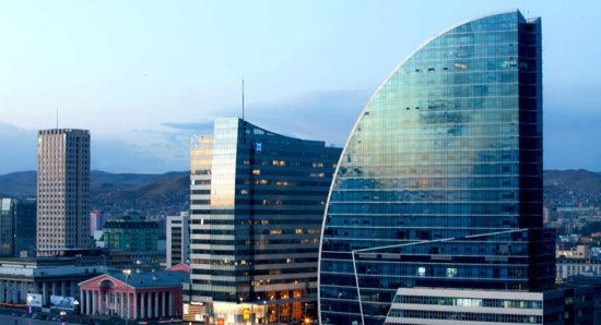 Столица Монголии