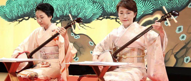 музыка Японии