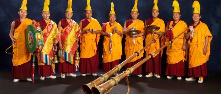 инструменты буддийские
