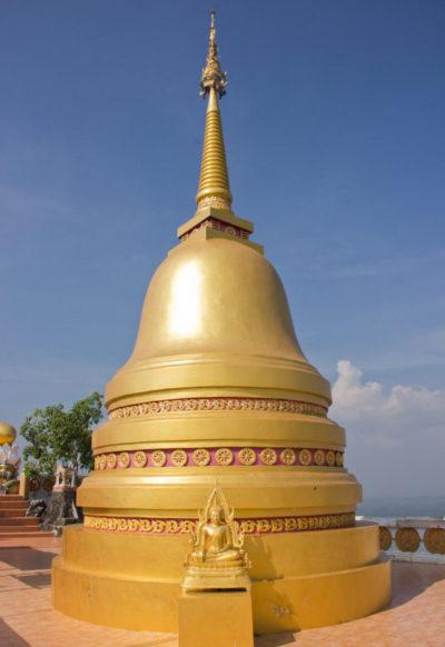 ступа в Тайланде