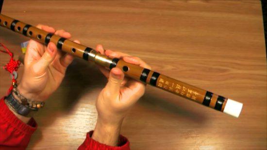 Флейта дизцы